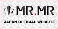 MR.MR JAPAN OFFICAIL WEBSITE
